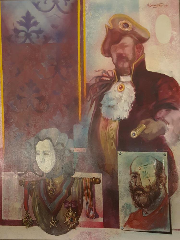 Mario Buonoconto, In visita da Sansevero
