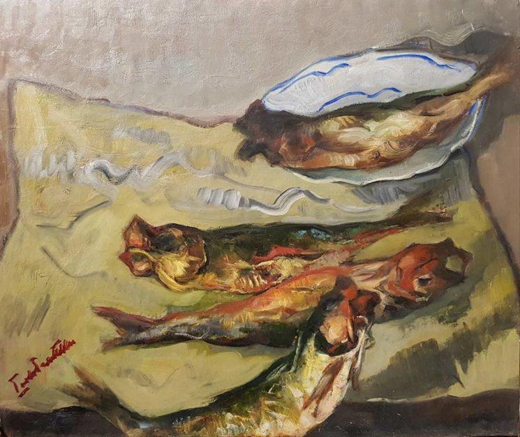 dipinto di paolo pratella