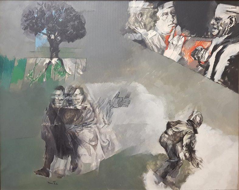 Dipinto di Ruotolo Errico