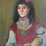 dipinto di alberto chiancone, titolo figura