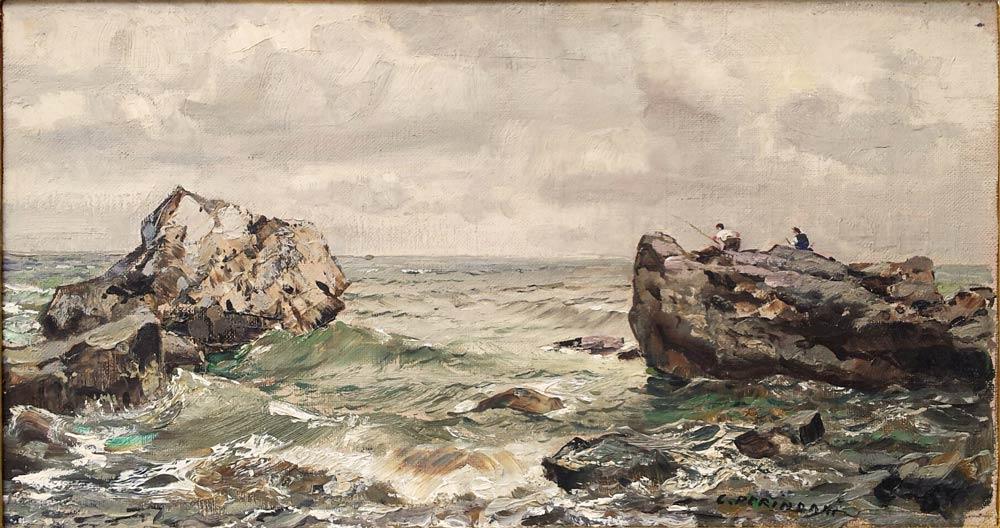 Carlo Perindani, Capri