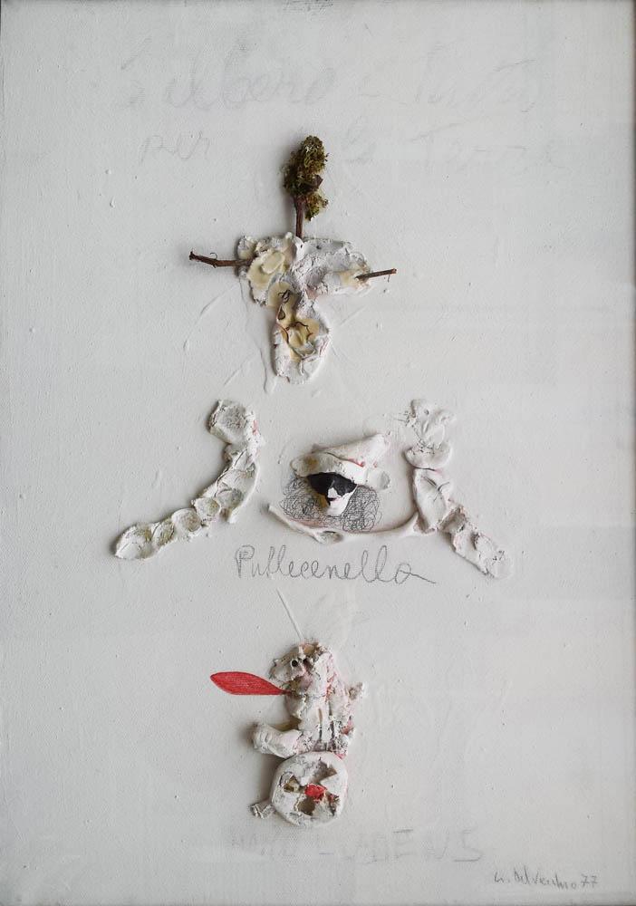 Crescenzo Del Vecchio Berlingieri, Pullecenella