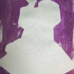 foto del disegno di giovanni ricciardi w gli sposi