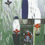 dipinto moderno del pittore giovanni ricciardi break of ciclyc love