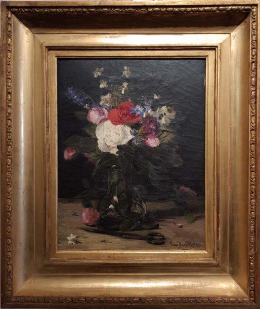 dipinto di francesco paolo palizzi