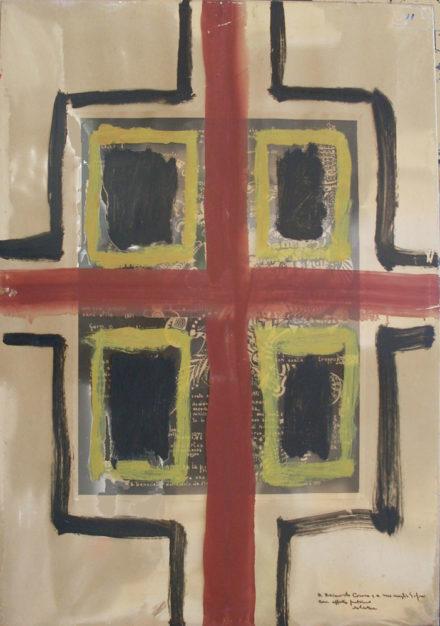 Quadro di Vitagliano, Croce