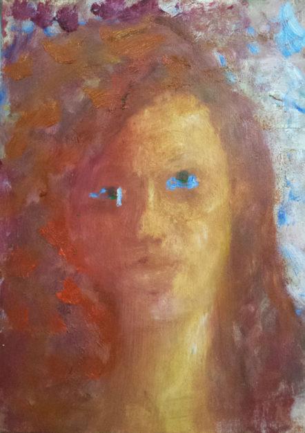 Dipinto di Vitagliano, Grande Madre