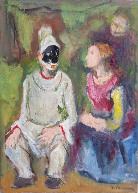 Dipinto di Alberto Chiancone
