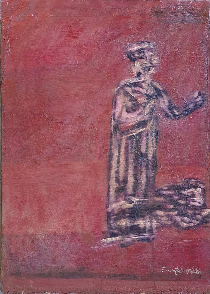 Enrico Cajati, Sacerdotessa
