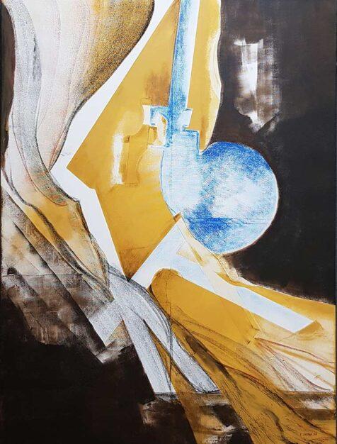 Dipinto di Zanga Eduardo, Afrodite