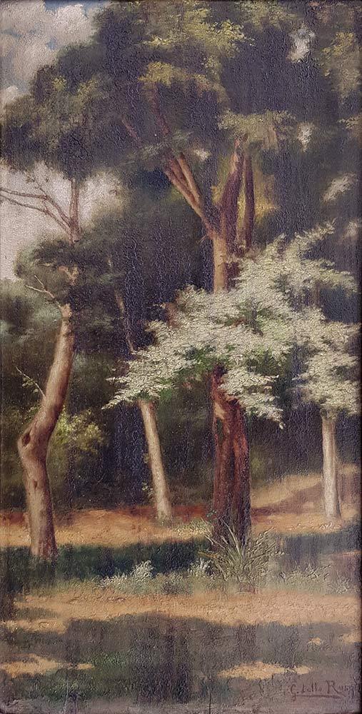 Giuseppe dello Russo, Nel bosco